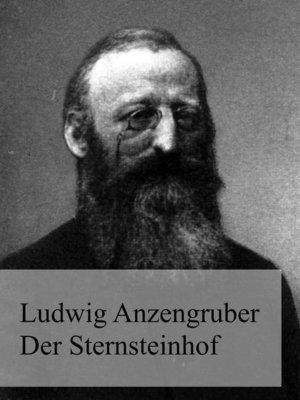 cover image of Der Sternsteinhof