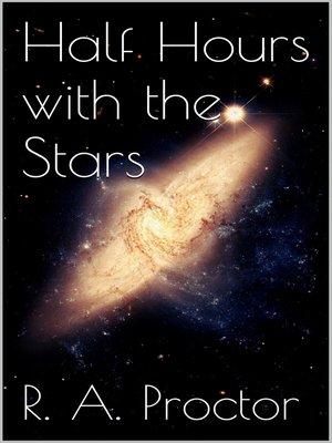 cover image of Half Hours with the Stars