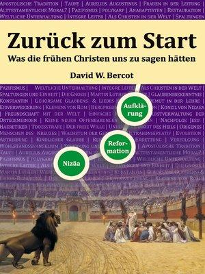 cover image of Zurück zum Start