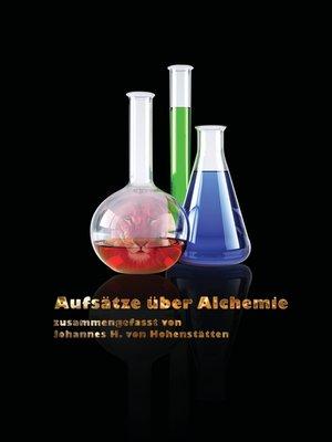 cover image of Aufsätze über Alchemie