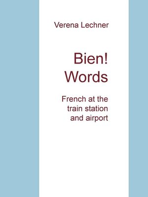 cover image of Bien! Words