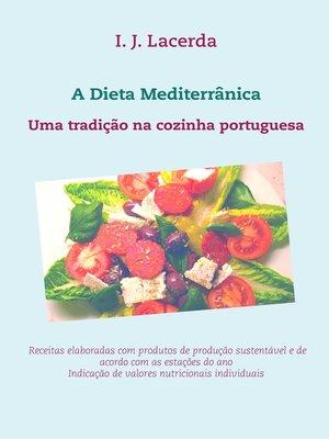cover image of A Dieta Mediterrânica