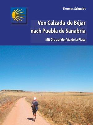 cover image of Von Calzada de Béjar nach Puebla de Sanabria