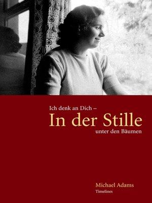 cover image of In der Stille