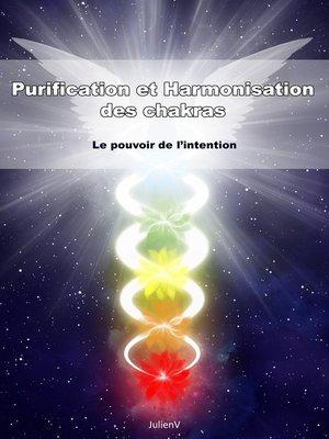 cover image of Purification et harmonisation des chakras