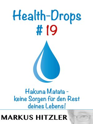 cover image of Health-Drops #019