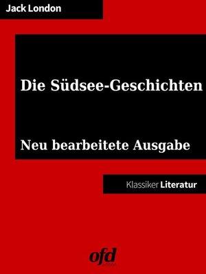 cover image of Die Südsee-Geschichten