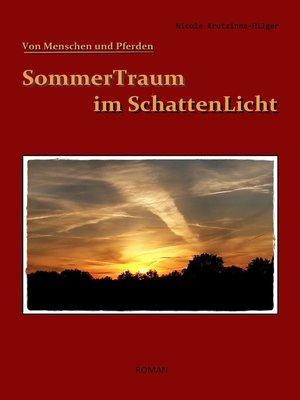 cover image of SommerTraum im SchattenLicht