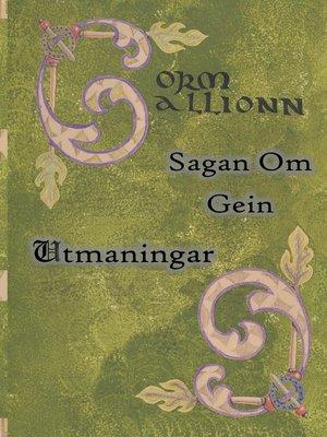 cover image of Utmaningar
