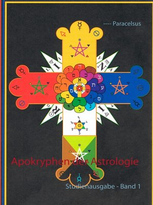 cover image of Apokryphen der Astrologie