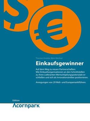 cover image of Einkaufsgewinner