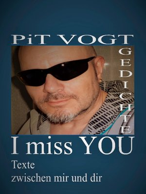 cover image of I miss You