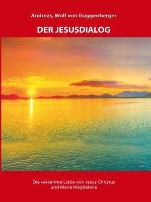 cover image of Der Jesusdialog