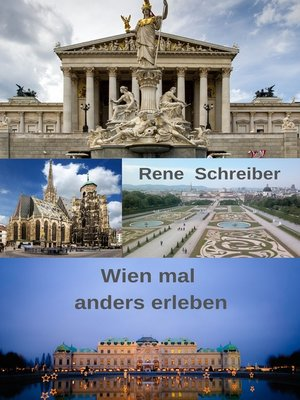 cover image of Wien mal anders erleben