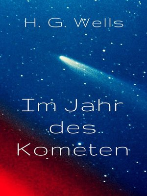 cover image of Im Jahr des Kometen