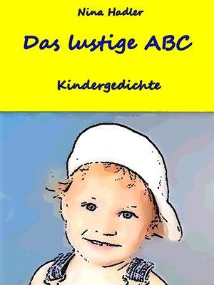cover image of Das lustige ABC