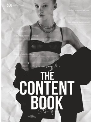 cover image of The Content Book