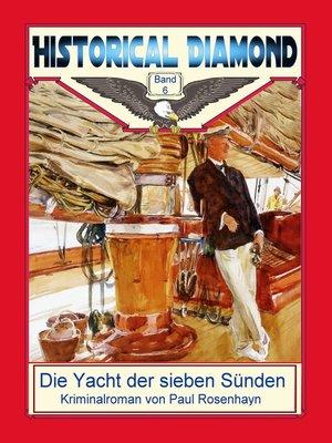 cover image of Die Yacht der sieben Sünden