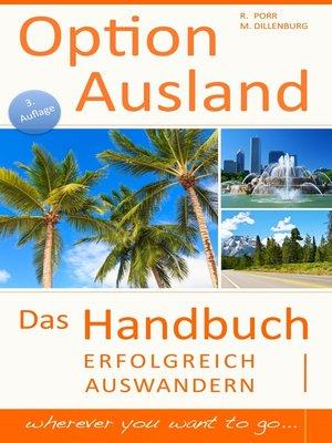 cover image of Option Ausland--Erfolgreich Auswandern