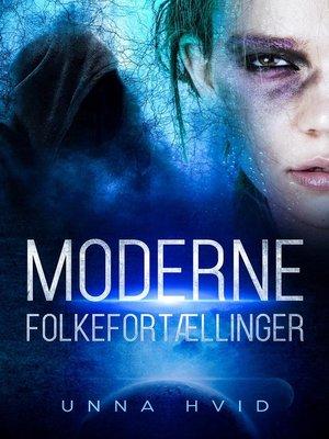 cover image of Moderne Folkefortællinger