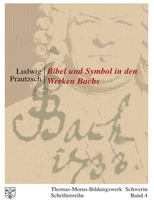 cover image of Bibel und Symbol in den Werken Bachs