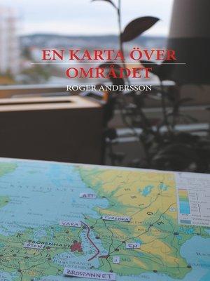 cover image of En karta över området