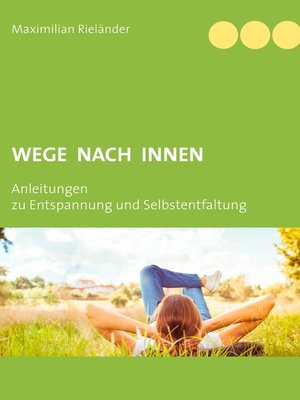 cover image of Wege nach innen