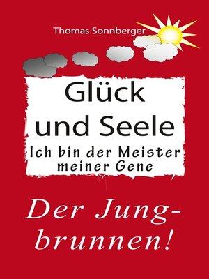 cover image of Ich bin der Meister meiner Gene