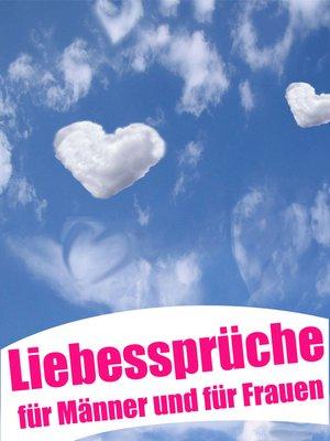 cover image of Liebessprüche für Männer und für Frauen