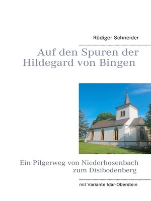 cover image of Auf den Spuren der Hildegard von Bingen