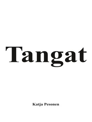 cover image of Tangat