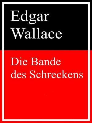 cover image of Die Bande des Schreckens