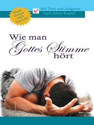 cover image of Wie man Gottes Stimme hört