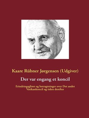 cover image of Der var engang et koncil