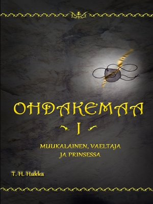 cover image of Ohdakemaa 1