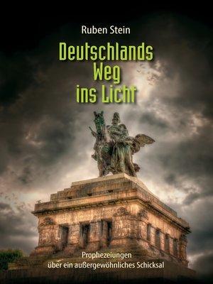 cover image of Deutschlands Weg ins Licht
