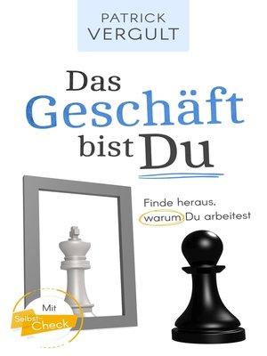 cover image of Das Geschäft bist Du