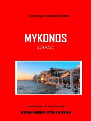 cover image of Mykonos 2019/20