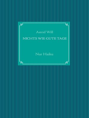 cover image of Nichts wie gute Tage