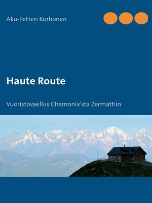 cover image of Haute Route