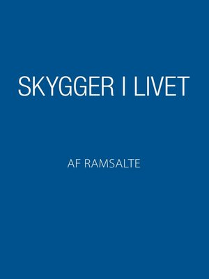 cover image of Skygger i livet