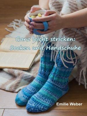cover image of Ganz leicht stricken