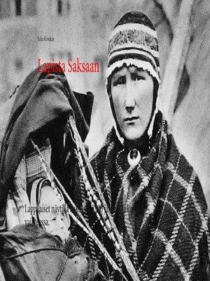 cover image of Lapista Saksaan