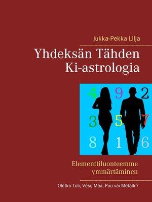 cover image of Yhdeksän Tähden Ki-astrologia