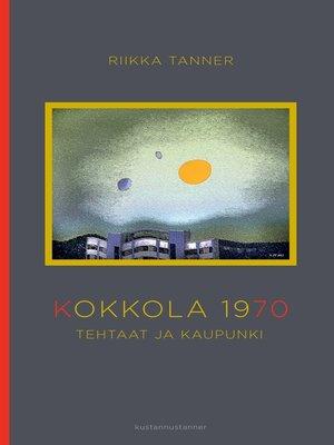 cover image of Kokkola 1970