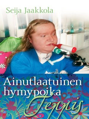 cover image of Ainutlaatuinen hymypoika Teppis