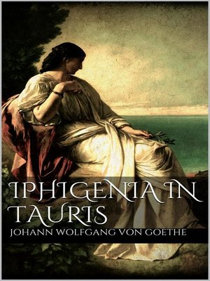 cover image of Iphigenia in Tauris
