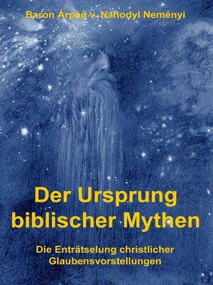 cover image of Der Ursprung biblischer Mythen