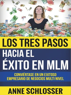 cover image of Los Tres Pasos hacia el éxito en MLM