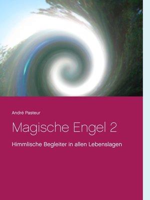 cover image of Magische Engel 2